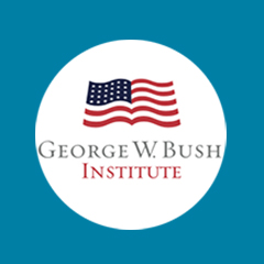 George W. Bush Institute Logo