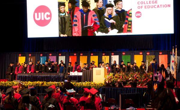 UIC graduation